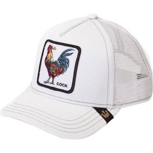 Gorra Goorin Bros Gallo Blanca Cock
