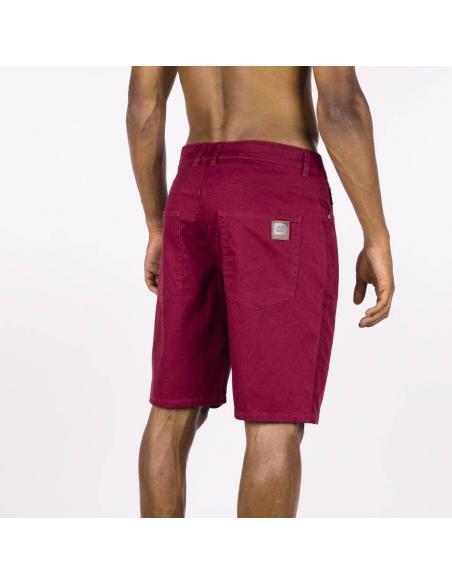 Hydroponic Century WEB Burgundy Shorts
