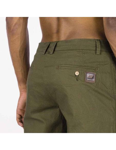 Hydroponic Ken ASH Olive Shorts
