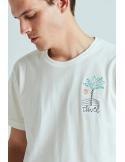 Camiseta Tiwel Stitch Snow white