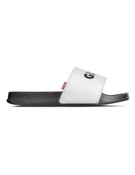 Globe Unfazed Slide White and Black