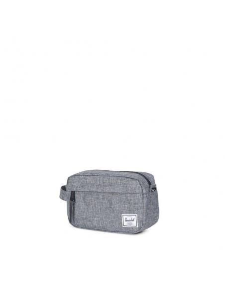 Neceser Herschel Chapter Travel Kit Carry On Raven Crosshatch 3L