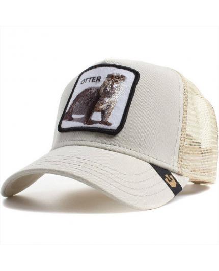 b4d544205bc96 Goorin Bros Otter White Stone ...