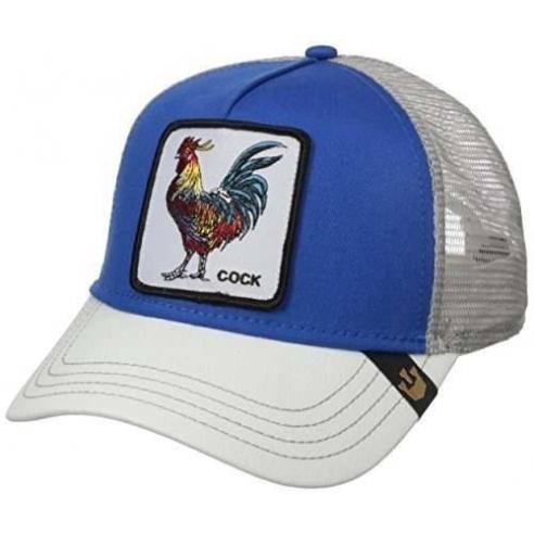 Gorra Goorin Bros Gallo Cock Roy Azul