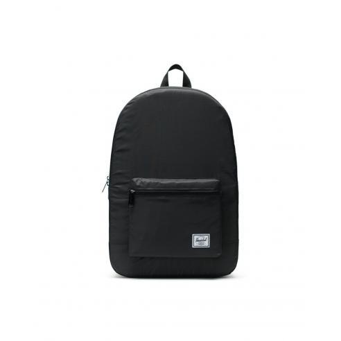 Herschel Packable Daypack Black Backpack