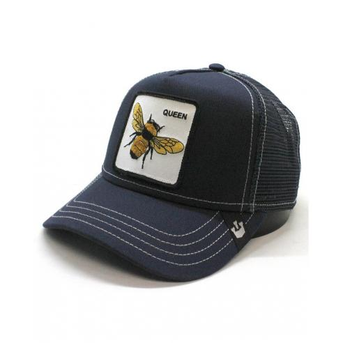 Gorra Goorin Bros Queen Bee Abeja Navy
