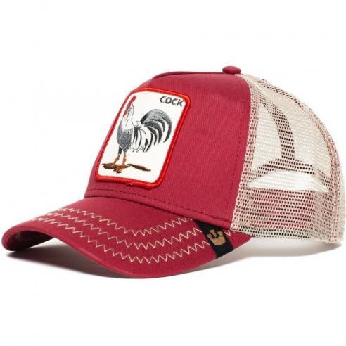 Goorin Bros Rooster Red Cap