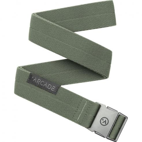 Arcade Ranger Slim Ivy Green Belt
