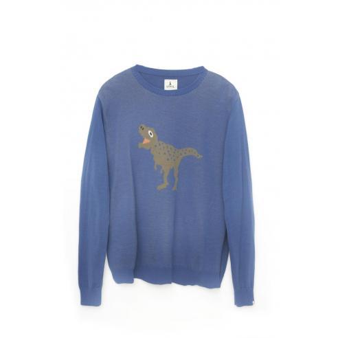 Tiwel Sauro Dark Graphite Pullover