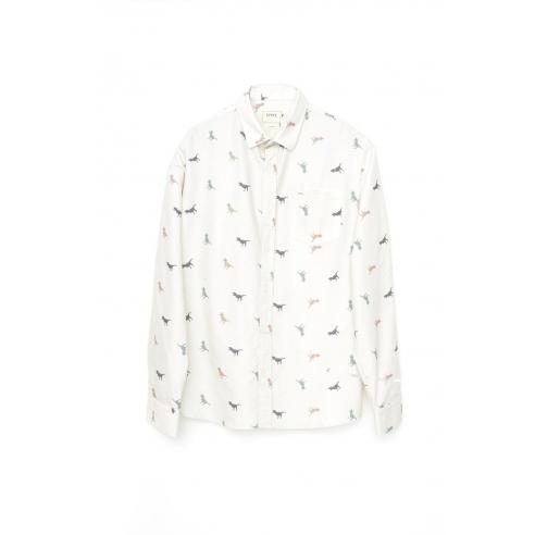 Tiwel Docus Cashew Shirt