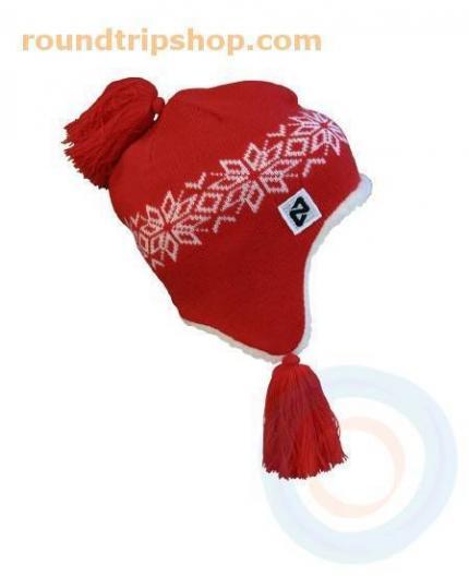 Gorro Hydroponic Snowies Rojo