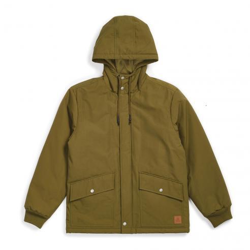Brixton Spokane Olive Jacket