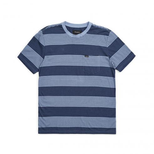 Camiseta Brixton Hilt Twilight...