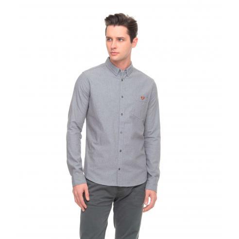 Camisa Ragwear Desh Gris