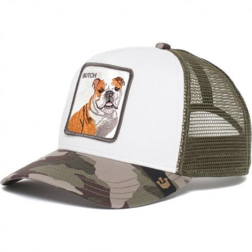 Goorin Bros Butch Bulldog camuflage cap