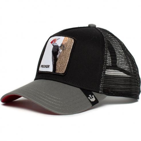 Goorin Bros Woody Wood Black Cap