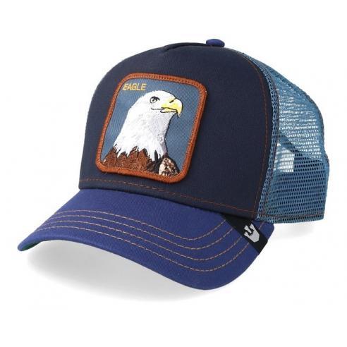 Gorra Goorin Bros Eagle Navy