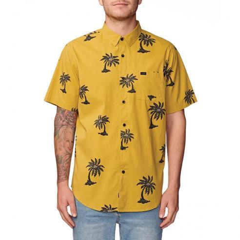 Globe Coco Loco Sulphur Shirt