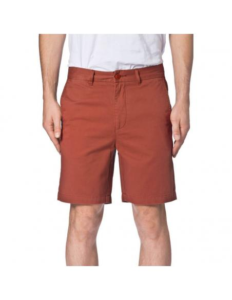 Globe Goodstock Chino Walkshort Brick Red Short