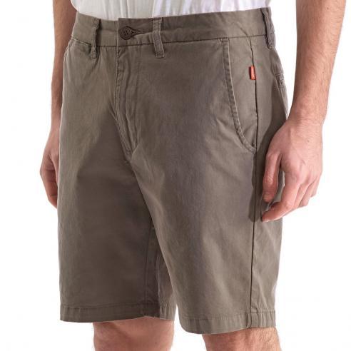 Globe Goodstock Chino Walkshort Grey Short