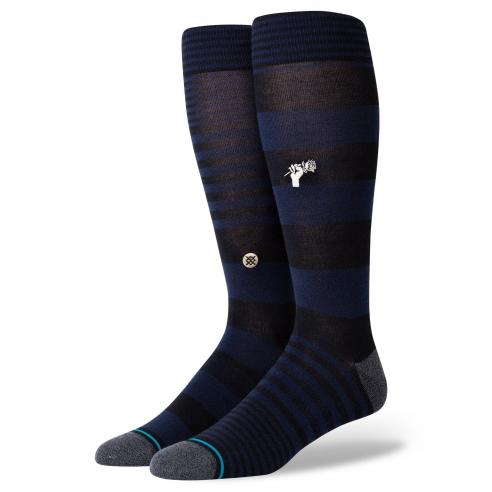 Calcetines Stance Power Flower Black