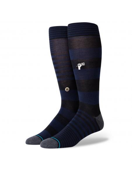 Stance Power Flower Black Socks
