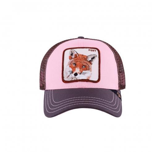 Gorra Goorin Bros Foxy Baby rosa