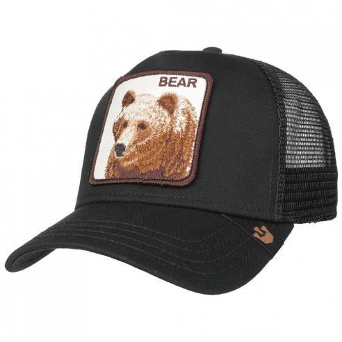 Gorra Goorin Bros Big Bear negro