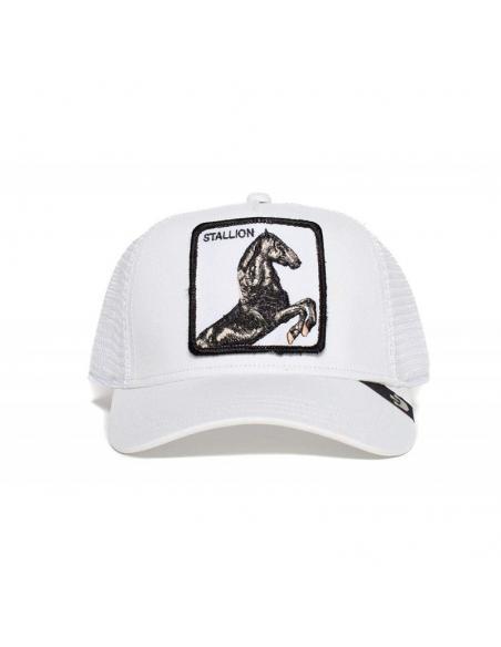 Goorin Bros Stallion White cap