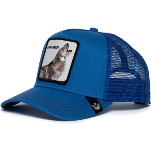 Goorin Bros Wolf Azul cap