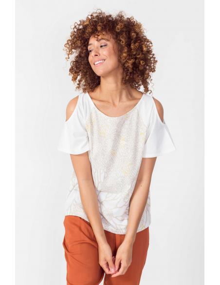 Camiseta SKFK Nela White