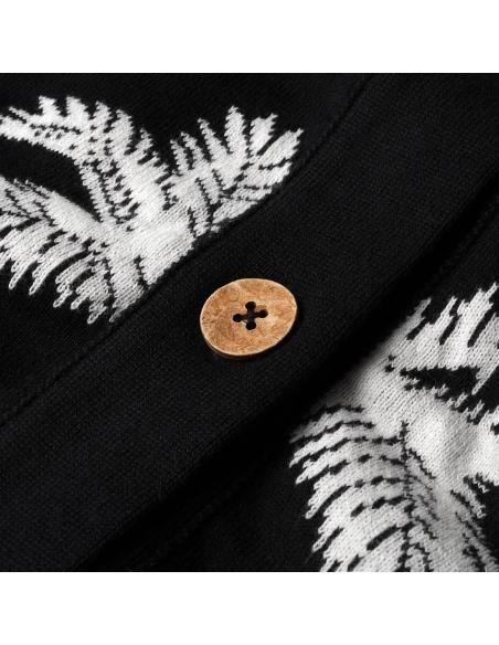 Dedicated Molkom Palms black Cardigan