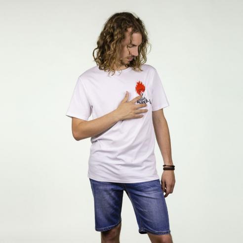 Camiseta Hydroponic Cash Burner White