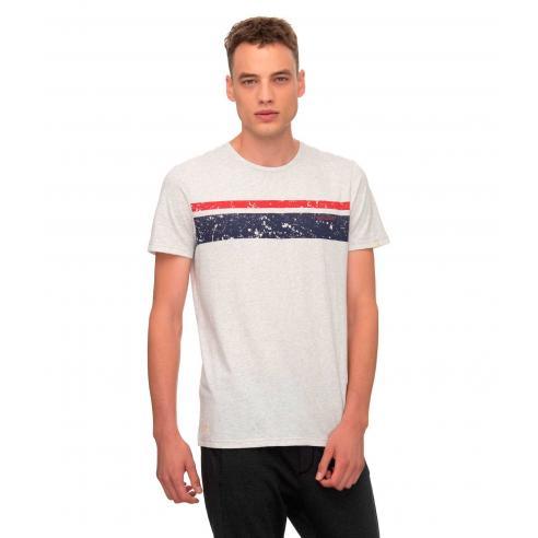 Camiseta Ragwear Hake Organic White