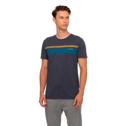 Camiseta Ragwear Hake Organic Navy