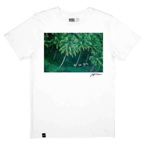 Camiseta Dedicated Stockholm Sumatra White