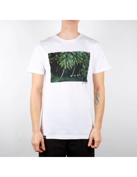Dedicated Stockholm Sumatra White T-Shirt