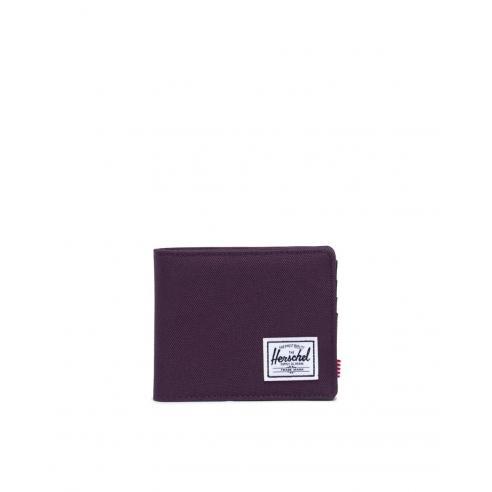 Herschel Roy RFID Blackberry Wine Wallet