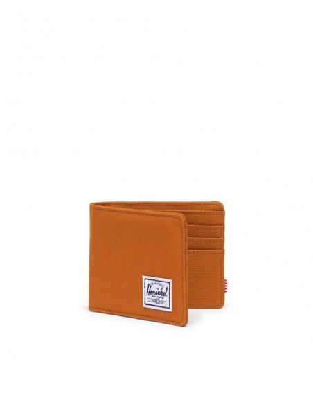 Cartera Herschel Roy RFID Pumpkin Spice