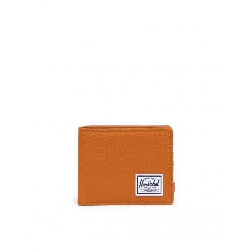 Herschel Roy RFID Pumpkin Spice Wallet
