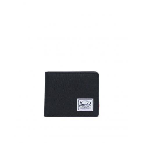 Cartera Herschel Roy Coin RFID Black
