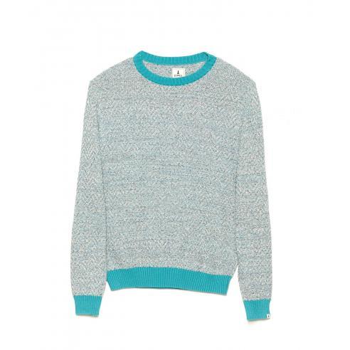 Tiwel France Heritage green Pullover