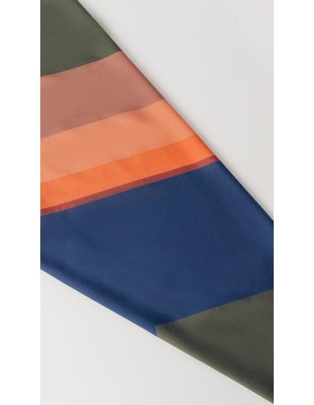 SKFK Beizama Multi stripes Scarf