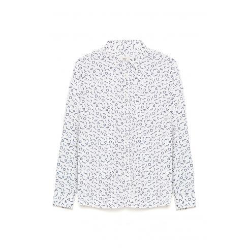 Camisa Tiwel Kreuz Bright white