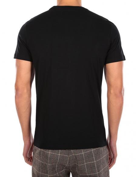 Camiseta Iriedaily Between the lines black