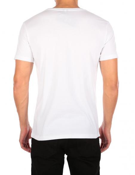 Camiseta Iriedaily Floe Tee White