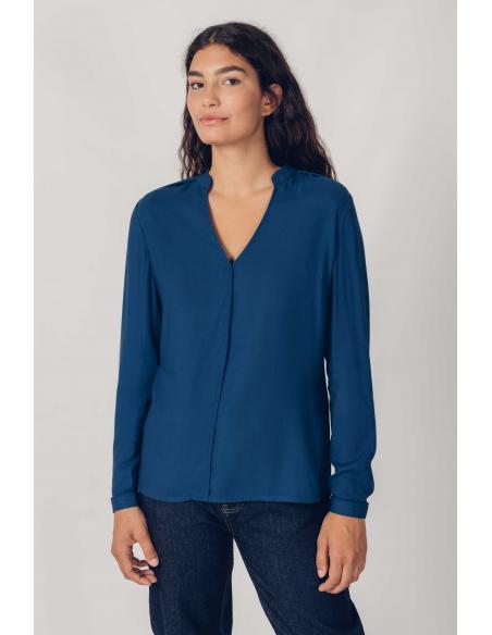 Camisa SKFK Azi Dark Blue