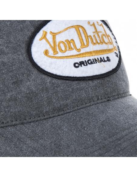 Gorra Von Dutch Originals OGJ gris