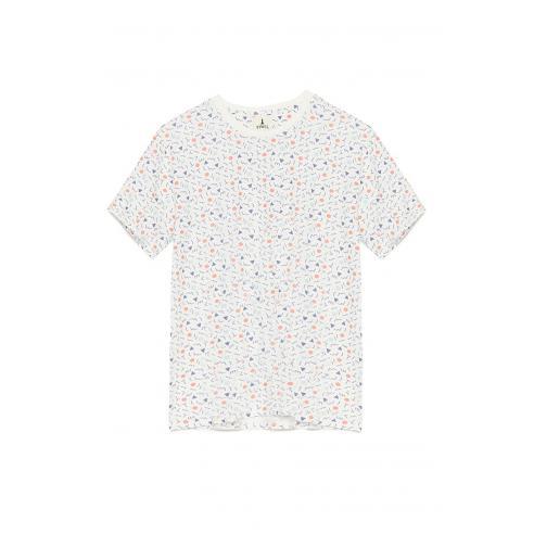 Camiseta Tiwel Powel Bright white