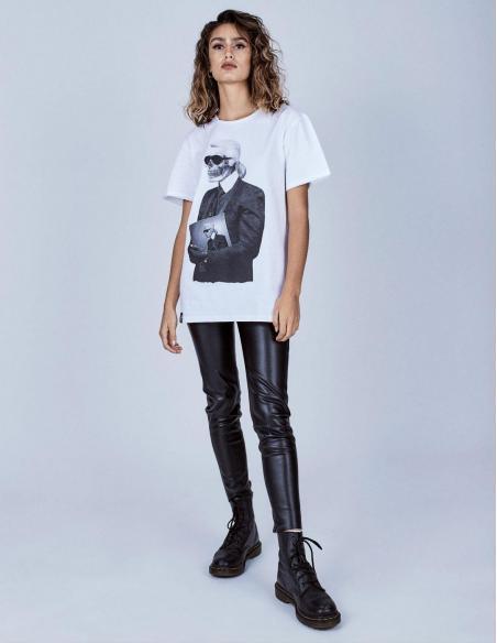 Camiseta Le Crane Karl Skull